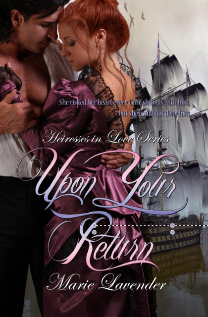 Upon Your Return Cover 2014-01-12_1203