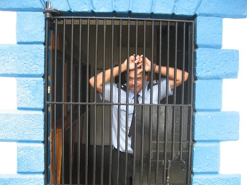 SH prison warden
