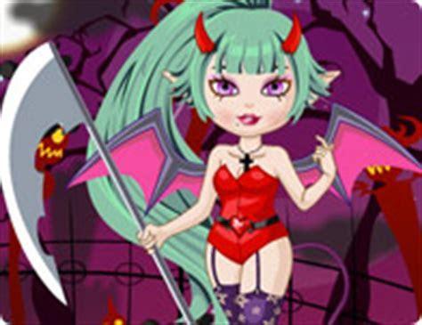 Cute Devil Girl Dressup   Girl Games