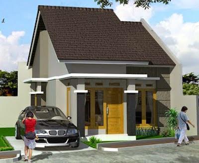 model rumah minimalis lebar 6 meter