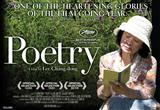 Advance praise for the film Poetry