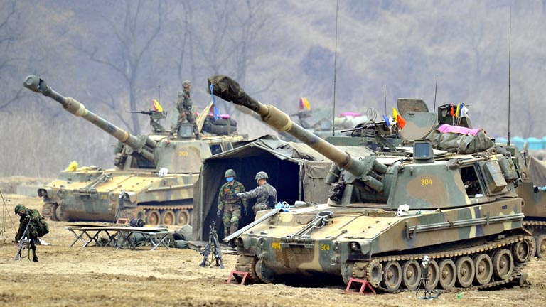 Corea del Sur aumenta su capacidad defensiva frente al Norte