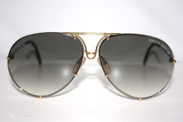 Zone7style Vintage Porsche Carrera Sunglasses