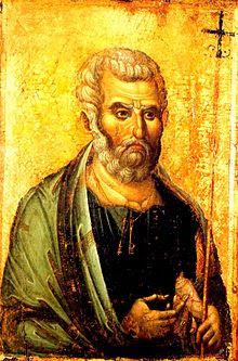 Apostle Peter - 13th century icon.jpeg