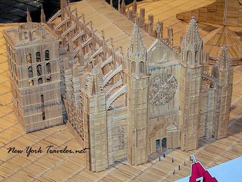 La Seu Cathedral toothpicks
