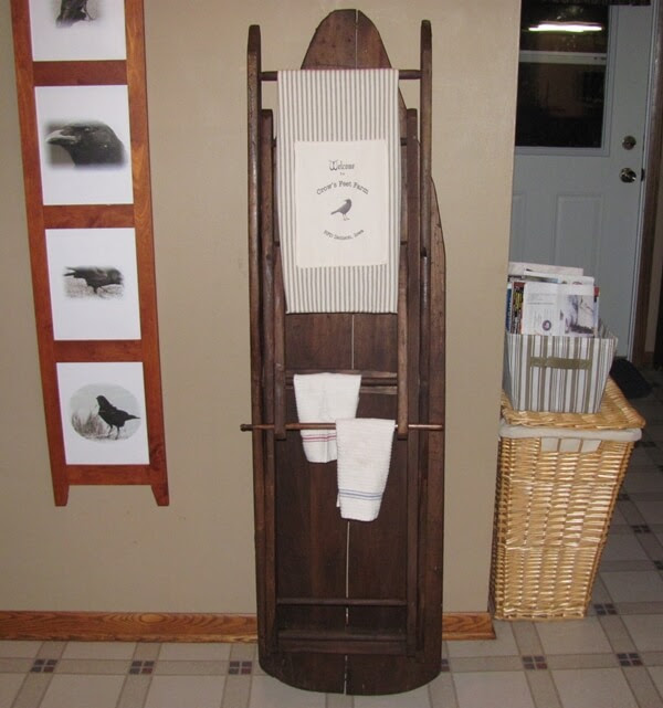 Whattodowithold What To Do With An Old Ironing Board