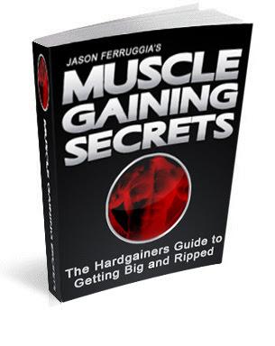 Muscle Gain Secrets - Buy Now