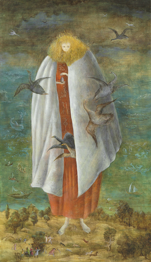 Leonora Carrington - The Guardian of the Egg