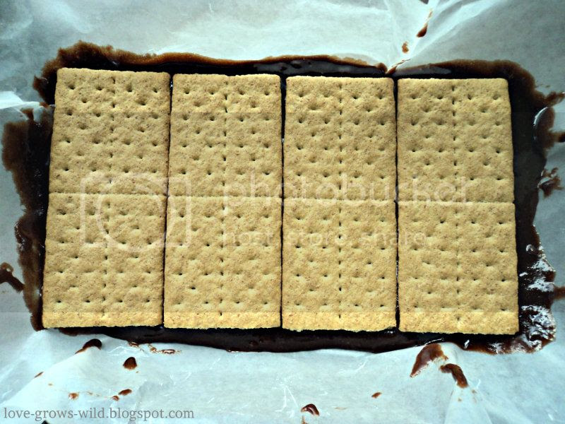 Smores Brownies 9