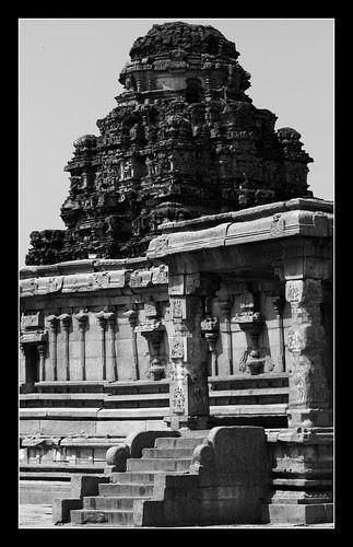 Small temple in hampi