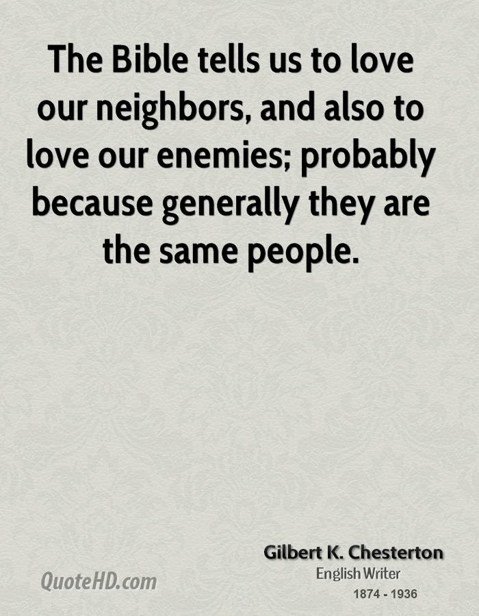 Gilbert K Chesterton Love Quotes Quotehd