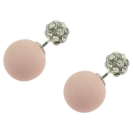 Resultado de imagen para colored gemstones peekaboo earrings