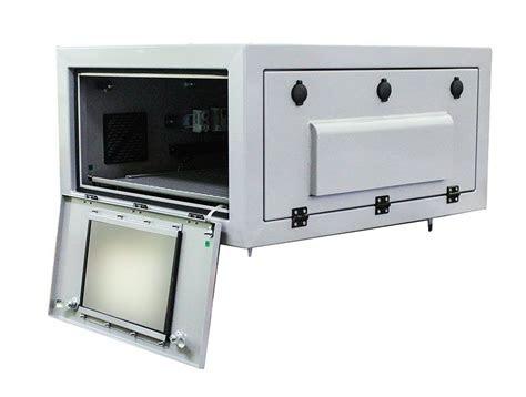 vizbox design  manufacture outdoor projector enclosures