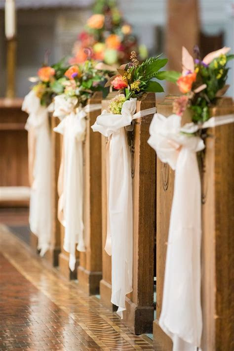 Aisle Decor   Real Wedding   Accent on Events Coordination