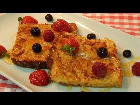 desayuno frances tradicional c mo hacer tostadas francesas un desayuno ideal