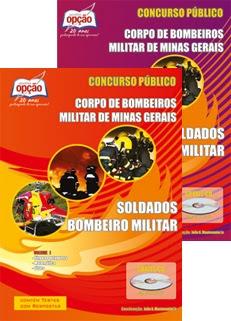 Corpo de Bombeiros Militar de Minas Gerais-SOLDADOS BOMBEIRO MILITAR-CURSO DE FORMAÇÃO DE OFICIAIS