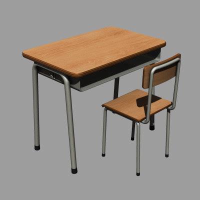 school desk max