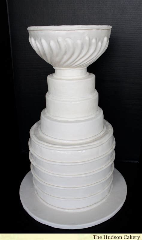 15 best images about Stanley cup wedding cake on Pinterest