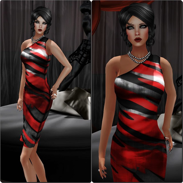 mashooka's First Mesh Dress Janice