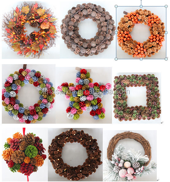 Homemade christmas ornaments using pine cones halloween for Homemade christmas decorations using pine cones