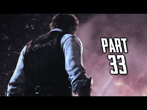 Gameplay The Evil Within Walkthrough Part 33 PS4