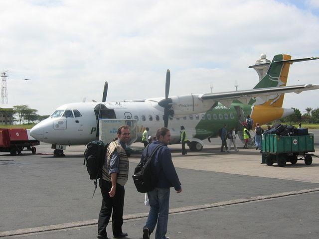 Precision Air's ATR 42