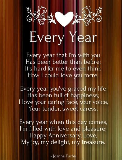 Short anniversary poems for husband   Romantic Poems for
