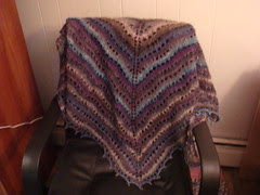 old shale shawl
