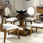 FURNITURE. Glass Top Dining Tables: Luxury Glass Top Dining Table ...