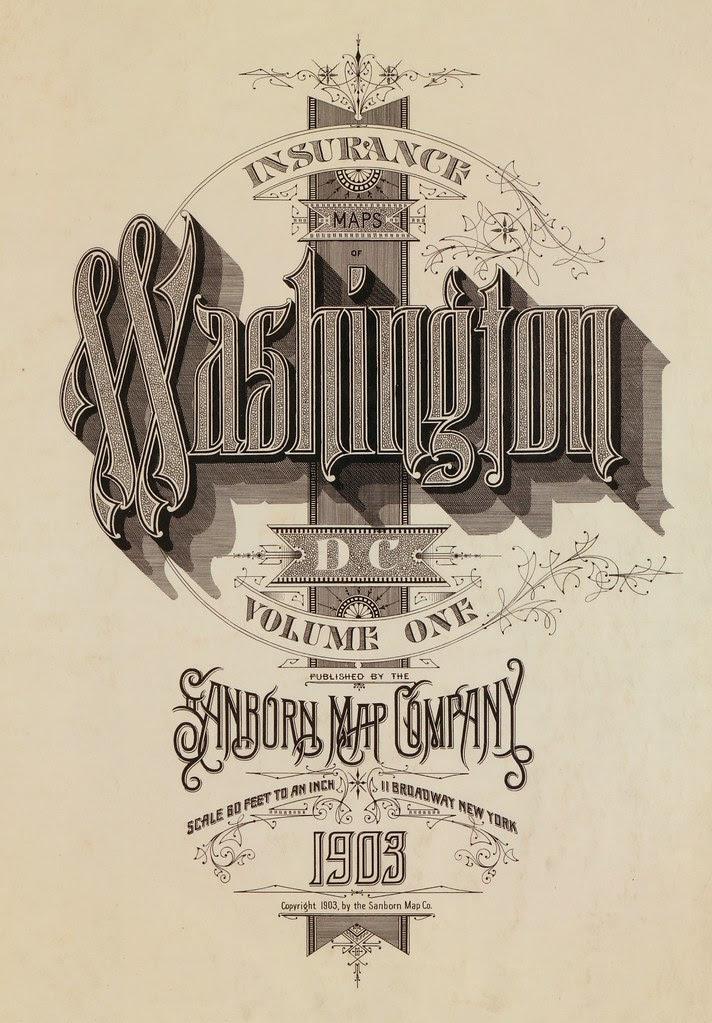 Washington DC 1903