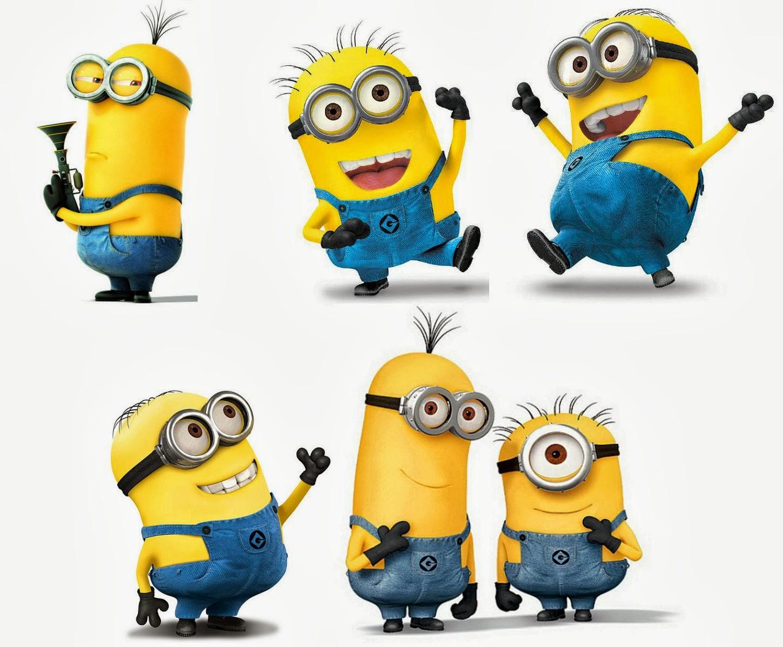 Minions Happy Friday Clipart Image 27157