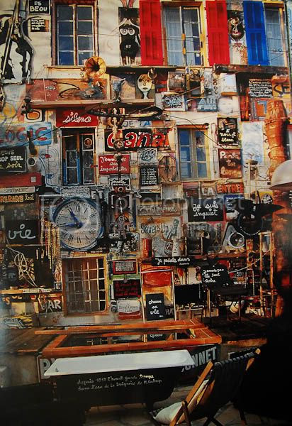 Curious Places Cun 233 Gonde Et Malabar Nice France