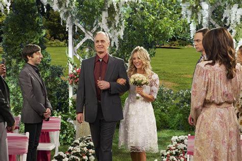 Penny's Wedding Dress on The Big Bang Theory   POPSUGAR
