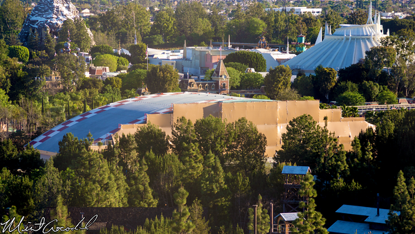 Disneyland Resort, Disney California Adventure, Condor, Flats, Grizzly, Peak, Airfield, Soarin', Over, California, Refurbishment, Refurbish, Refurb