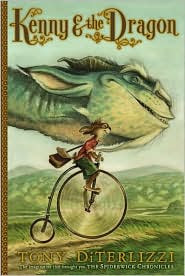 Kenny and the Dragon by Tony DiTerlizzi: Book Cover