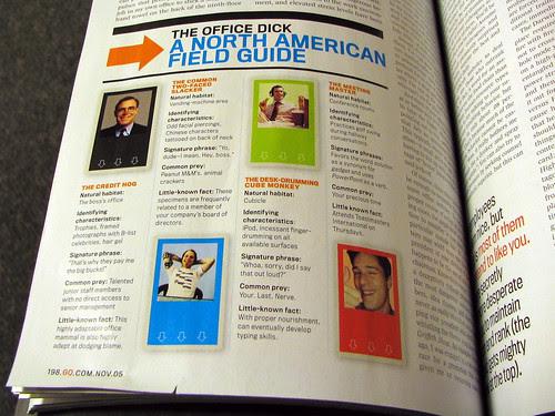 GQ Magazine Nov. 2005 issue 1130