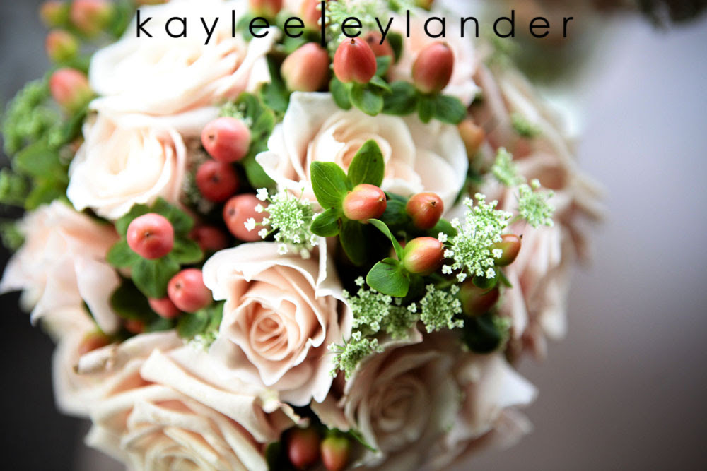 Apricot Bouquets & Dancing Lessons for the Guests | Marysville ...