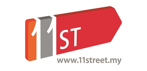 Image result for 11 streets logo malaysia