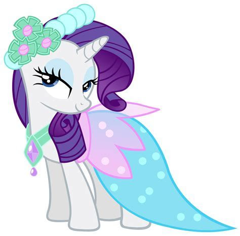 Rarity   Dress by Ocarina0fTimelord.deviantart.com on