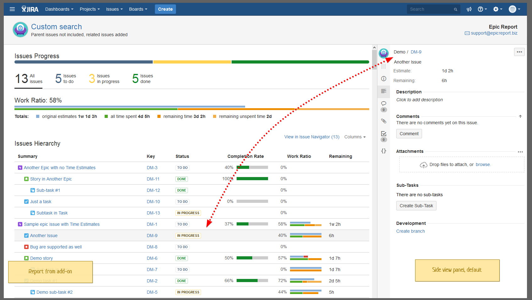 Re: [atlassian-connect-dev] Re: Scrum Board panel locations - Google ...