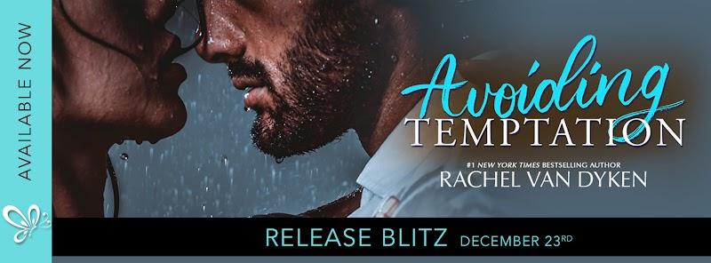 Release Blitz: Avoiding Temptation by Rachel Van Dyken