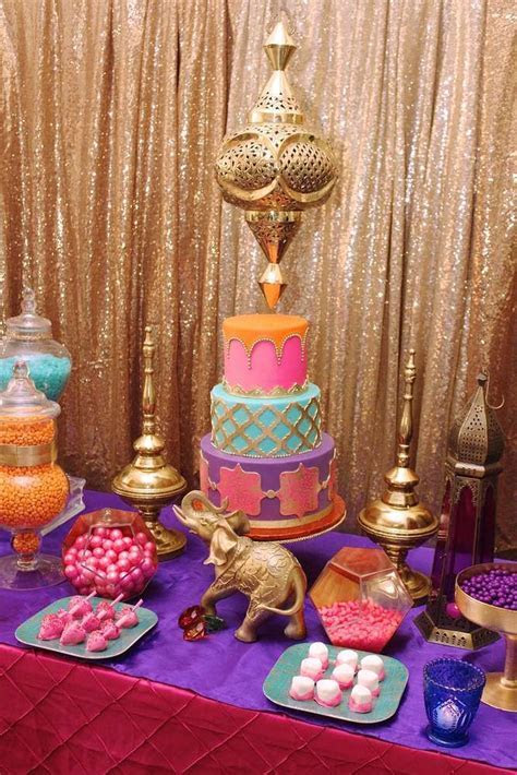 Moroccan Bridal/Wedding Shower Party Ideas in 2019