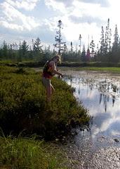 Paddle and Portage: 2007 ADK Lake Traverse