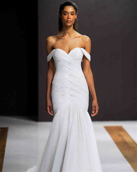 Mark Zunino Fall 2018 Wedding Dress Collection   Martha