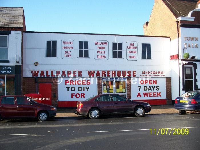 Wallpaper Warehouse - Nuneaton