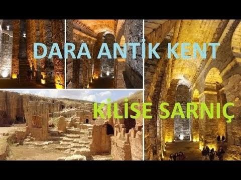 Dara Antik Kent / Kilise Sarnıç / Mardin