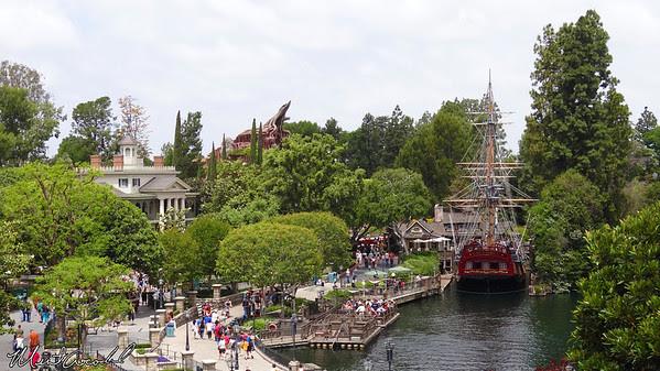 Disneyland Resort, Disneyland, New Orleans Square