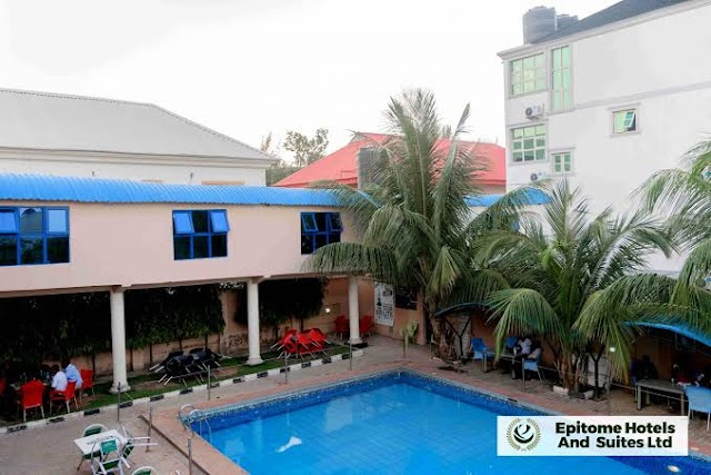 2020 Review: Epitome Hotel & Suites Kaduna