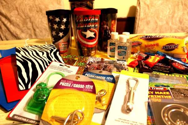 Travel Goodie Bags Ideas Independent Travel