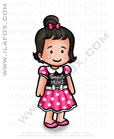caricatura fofinha, caricatura simples, caricatura infantil, caricatura para crianças, by ila fox
